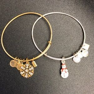 Alex and Ani Christmas Bracelets 🎄